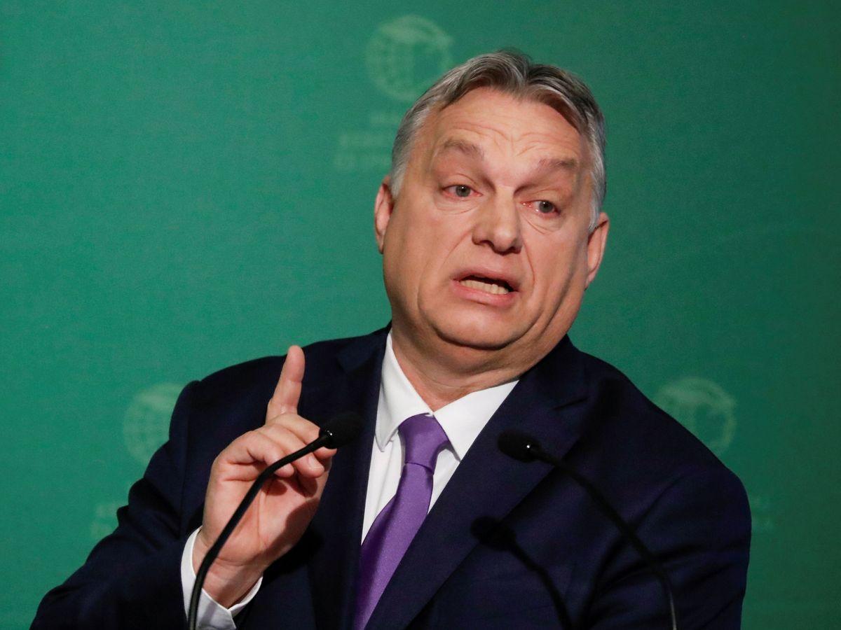 Foto: Viktor Orbán. (Reuters)