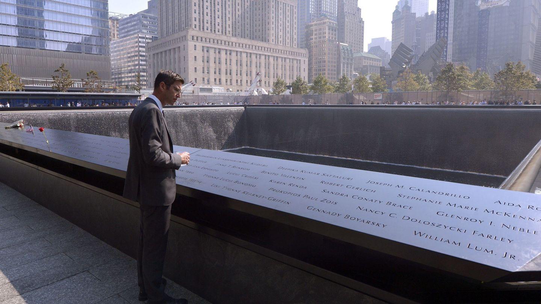 El arquitecto Michael Arad, diseñador del monumento en recuerdo a las víctimas de los atentados del 11S. (Efe)
