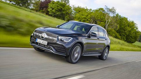 Mercedes GLC, un todocamino de lujo para uso 'off-road'