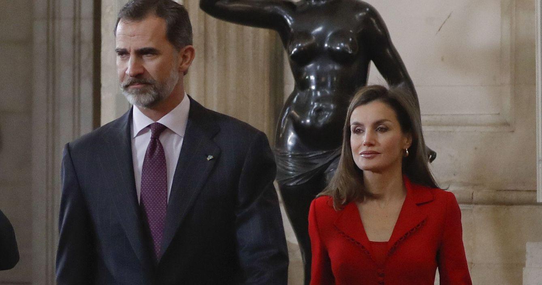 Foto: Los Reyes cierran el año de conmemoración del centenario de la muerte de Cervantes