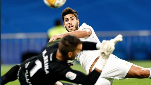 Martín Vázquez celebra el juego del Madrid más vertical: Con la velocidad te mata