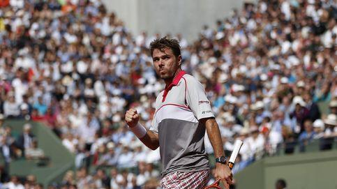 Wawrinka aplasta a su compatriota Federer y se planta en semifinales