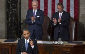 15 líneas maestras del discurso de Obama sobre el Estado de la Unión