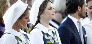 Post de Deportivo y feminista (y con el ombligo al aire): así es el último look de Sofía de Suecia