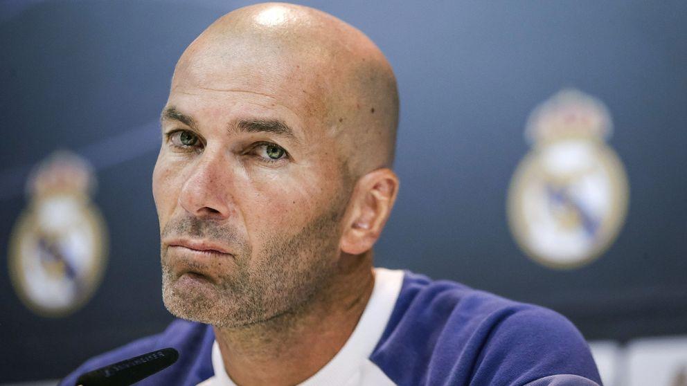 A Zidane la sanción de la FIFA le parece absurda e injusta