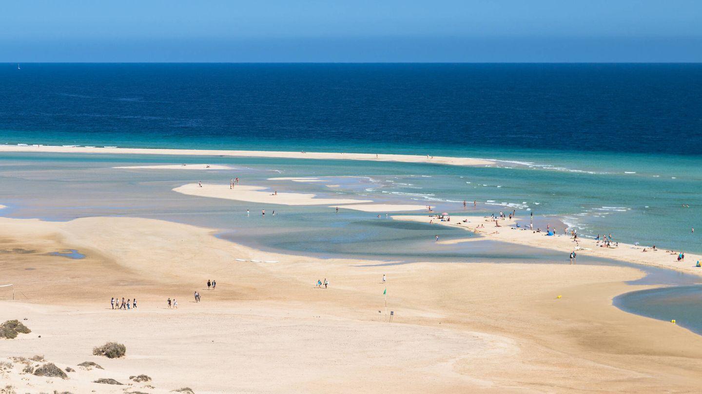Playa de Sotavento (Imagen: iStock)