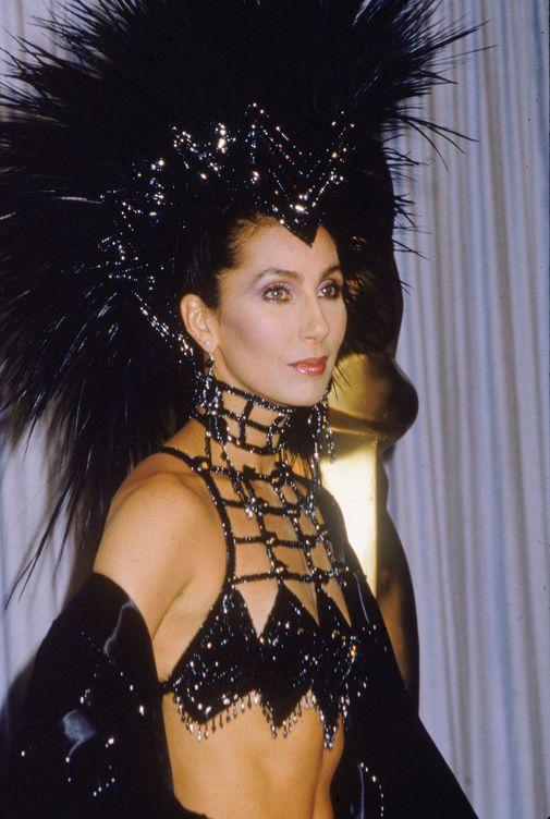 Cher. (Getty)