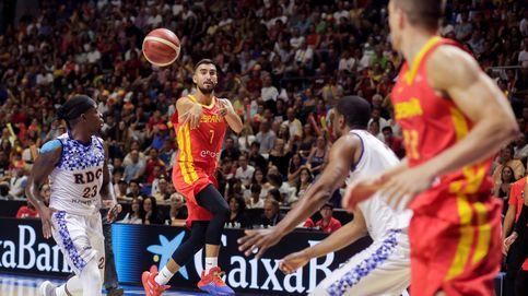 España ya tiene equipo para el Mundial: Jaime Fernández y Diop, últimos descartes