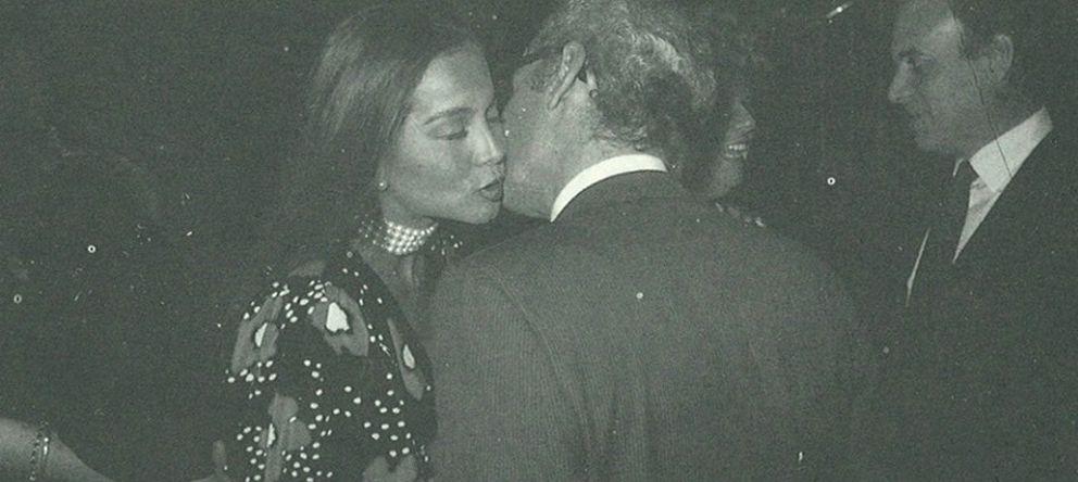 Foto: La historia de amor de Isabel Preysler y Miguel Boyer, en imágenes