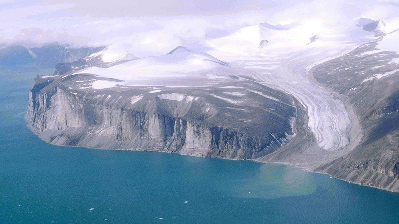 Descubren un posible nuevo continente en una isla remota de Canadá