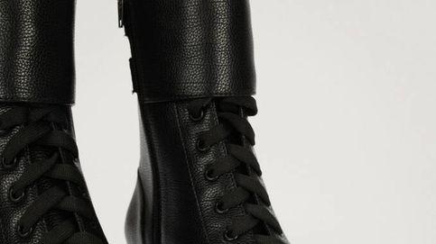 Con estas botas negras de Parfois consigue looks londinenses de 10