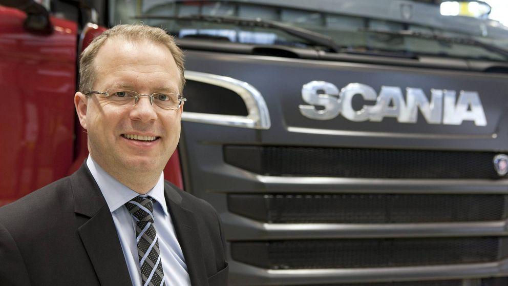 Volvo le 'roba' a Volkswagen el presidente de Scania y se dispara el 10%