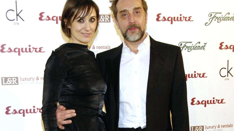 Gonzalo de Castro y Nathalie Poza. (Gtres)