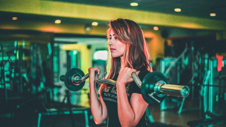 """Ganar músculo """"es muy difícil. No hay forma de que te vuelvas demasiado voluminoso"""" (Unsplash)"""
