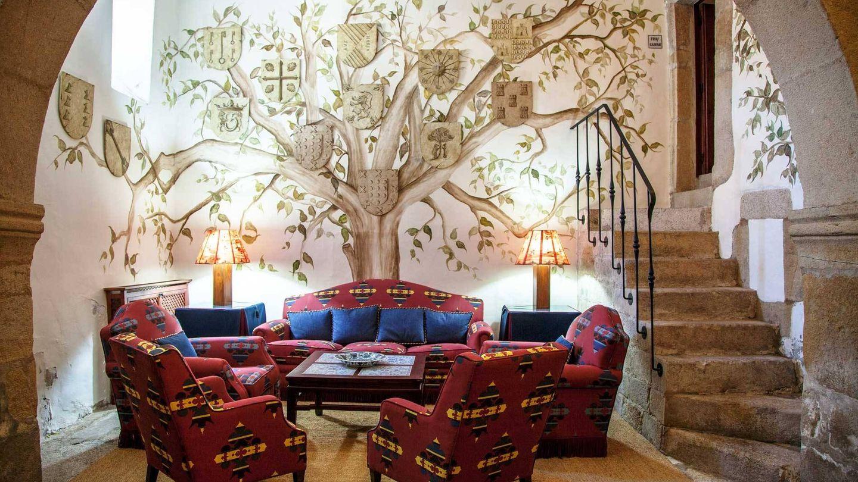El hotel Casa de Orellana es la casa del descubridor del Amazonas que decoró un portugués.