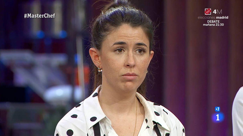 La audiencia de 'Masterchef' no solo llora por José María: se niegan a tragarse a Ofelia