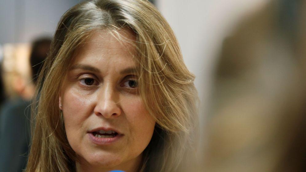 Foto: La 'exconsellera' de Agricultura y delegada del Govern de Catalunya ante la Unión Europea, Meritxell Serret. (EFE)