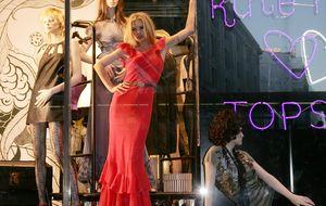 Kate Moss reanuda su colaboración con Topshop