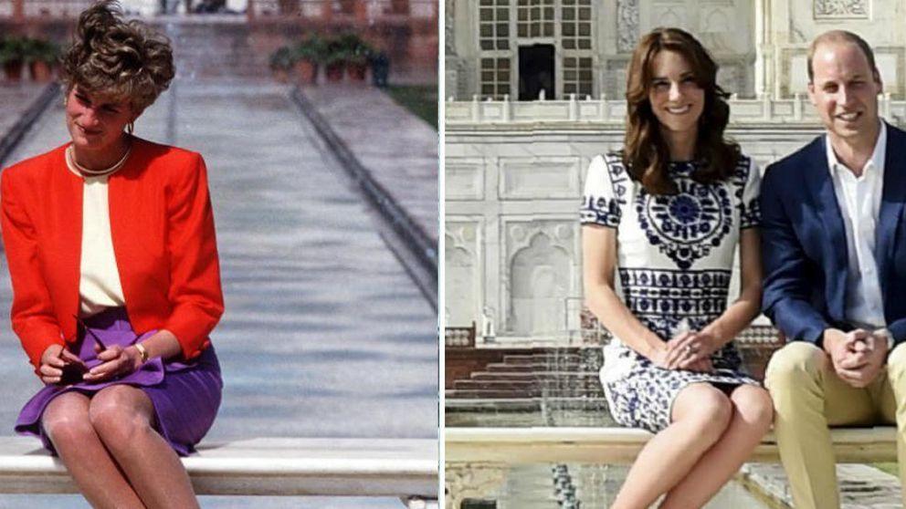 Los duques de Cambridge, un matrimonio que sigue (pero en positivo) los pasos de Carlos y Diana