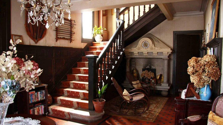 Interior del palacete. (Idealista)