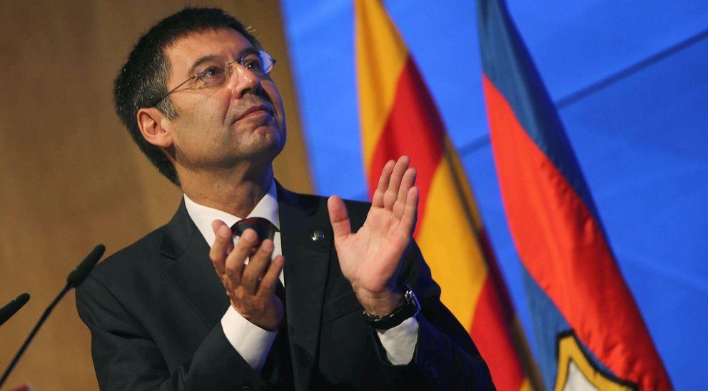 Foto: La decisión del TAS es un duro golpe para la presidencia de Bartomeu. (EFE)