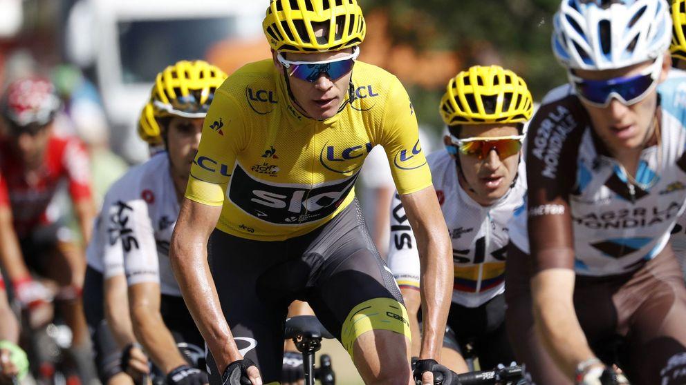 La UCI absuelve a Chris Froome y podrá correr el Tour de Francia
