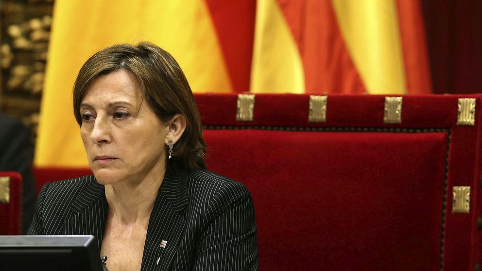 Zarzuela pide a Forcadell que comunique por escrito la investidura de Puigdemont
