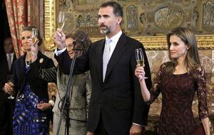 Letizia en el Día de la Hispanidad: cuatro aciertos y un error