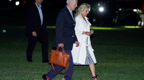 Jill Biden usa el calzado 'made in Spain' que triunfa entre las famosas