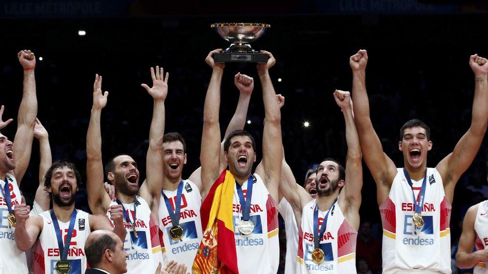 Foto: España no podrá defender su corona (REUTERS/Benoit Tessier).