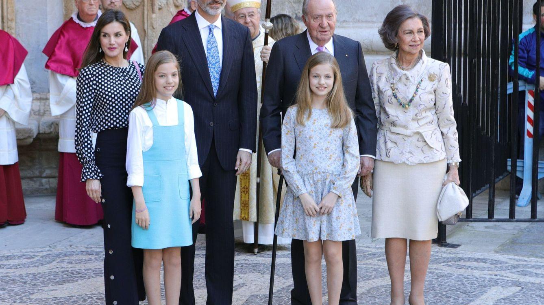 Los nuevos sueldos de la Casa Real: Felipe VI ganará 242.000€; don Juan Carlos, 194.000€