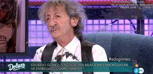 Post de 'Sábado Deluxe', la última aparición de Eduardo Gómez en televisión