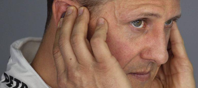 Foto: Los médicos declaran que el estado de salud de Schumacher es muy comprometido