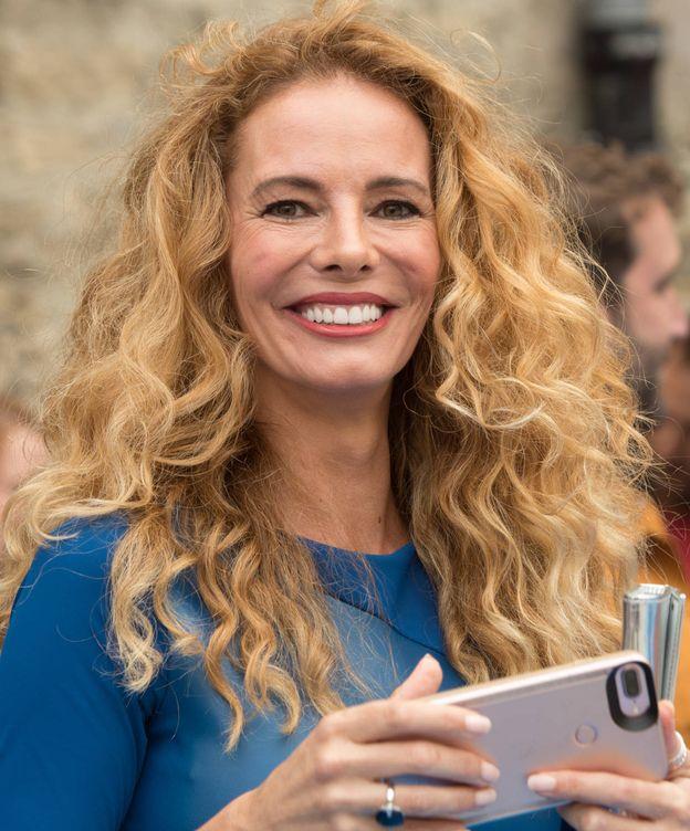 Foto: La presentadora Paula Vázquez en una imagen de archivo. (Gtres)