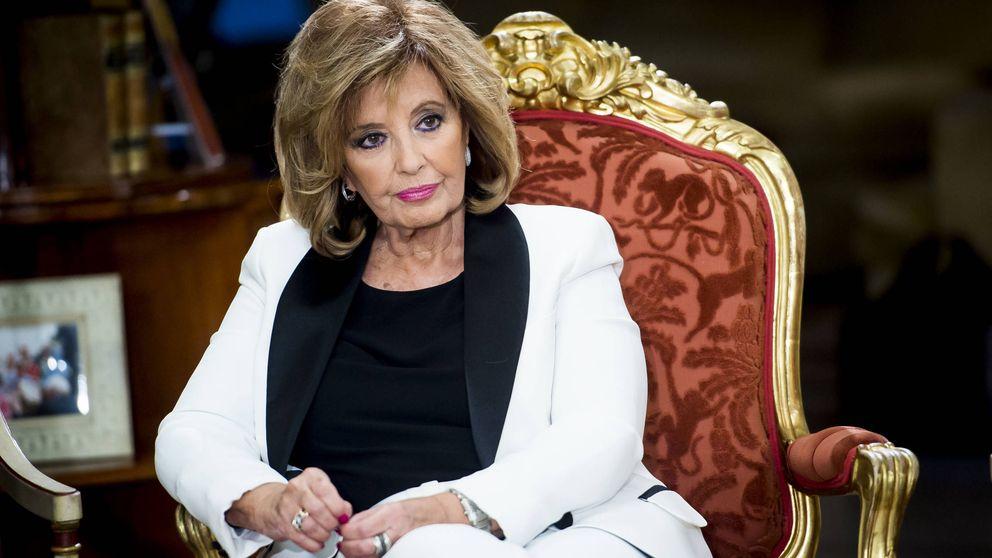 María Teresa Campos no se corta: dos pullas a Vasile en una semana