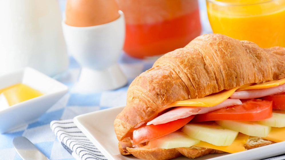 Foto: Un desayuno continental. (iStock)