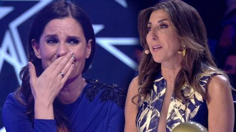 Diana Navarro, a lágrima viva, arropa a Paz en 'Got Talent': Nunca estarás sola