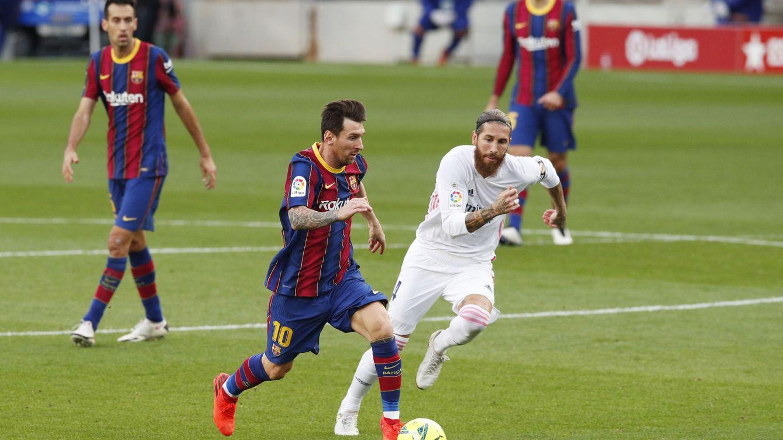 Messi, Ramos, Agüero... las estrellas que pueden irse gratis a partir de mañana