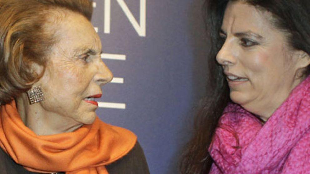 Liliane Bettencourt pierde su fortuna y amenaza con irse de Francia