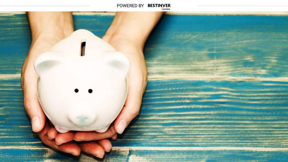 Aprende a ahorrar: guarda dinero para imprevistos e invierte el resto a largo plazo