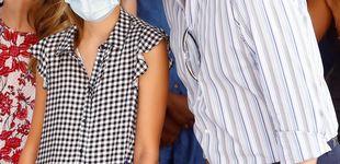 Post de La infanta Sofía mejora de su lesión: la prueba que lo evidencia