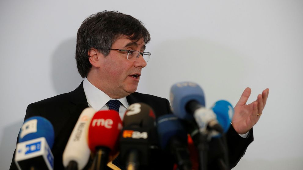 Puigdemont asegura que el Estado tiene opción de rectificar en el juicio del 'procés'
