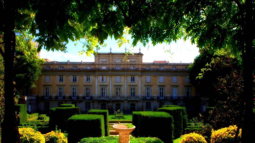 Foto: Una imagen del palacio de Liria. (Alamy)