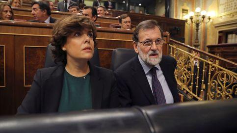 Saénz de Santamaría enfría la reforma de la Constitución pactada con el PSOE