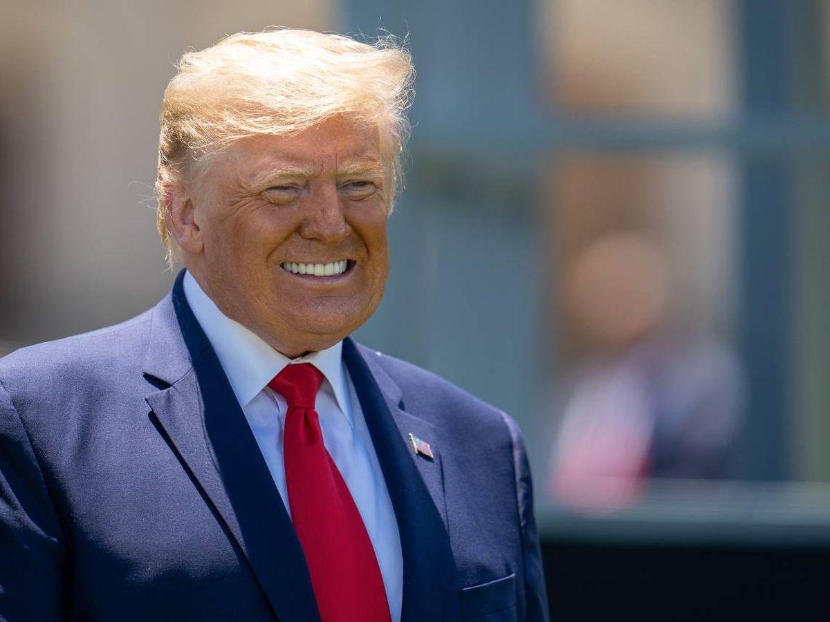 Foto:  Donald Trump. (Getty)