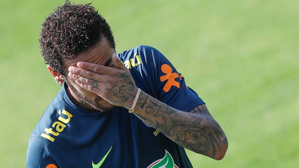 La mujer que acusa a Neymar se queda sin uno de sus abogados