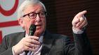Juncker ve injustos los ataques de Trump y alaba la labor de Draghi al frente del BCE