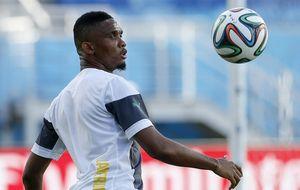 Samuel Eto'o sale del paro y ficha con el Everton por dos temporadas