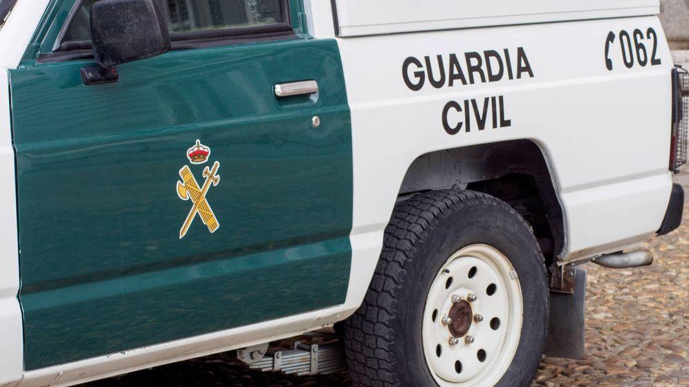 Foto: Coche de la Guardia Civil. (iStock)