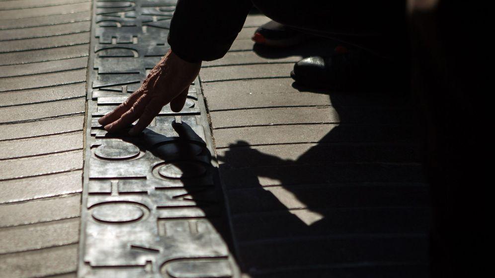 Foto: Memorial del atentado terrorista en Las Ramblas de Barcelona. (EFE)